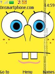 Скриншот темы Spongebob 25