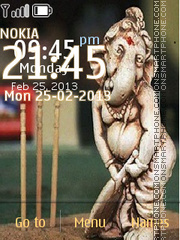 Ganesha 06 theme screenshot