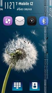 Dandelion HD v5 theme screenshot