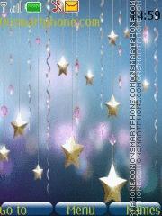 Magical Stars 01 es el tema de pantalla