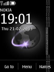 Network 01 es el tema de pantalla