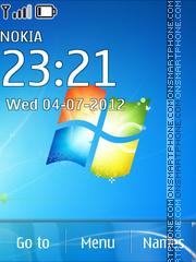Скриншот темы Windows SE7 En
