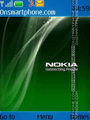 Nokia HD 03 theme screenshot
