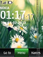 Spring Flowers 07 theme screenshot