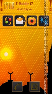 Islam 01 theme screenshot