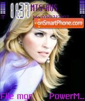 Madonna 04 es el tema de pantalla