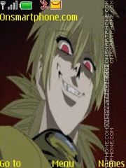 Seras Victoria Hellsing theme screenshot