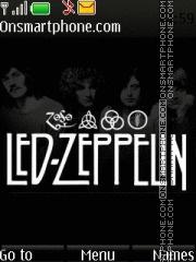 Led Zeppelin 04 es el tema de pantalla