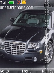 Chrysler 300C 02 tema screenshot