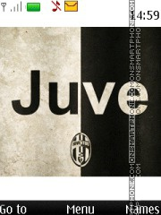 Juventus 2013 theme screenshot