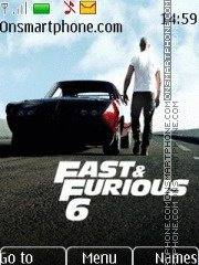 Fast and Furious 6 Theme-Screenshot