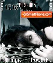 Witch tema screenshot