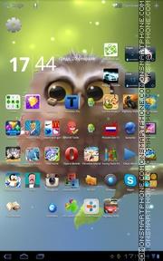 Little Owl theme screenshot