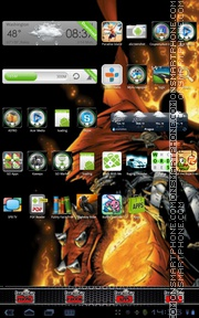 Spawn 05 theme screenshot