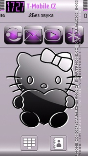 Kitty Cut 01 theme screenshot