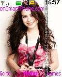 Miranda Cosgrove Theme-Screenshot
