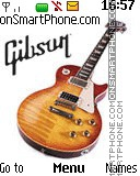 Gibson theme screenshot