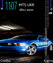 Mustang FP2 theme screenshot