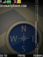 Compass 01 es el tema de pantalla