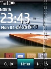 Tsunami Digital theme screenshot