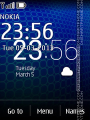 Appwidget theme screenshot