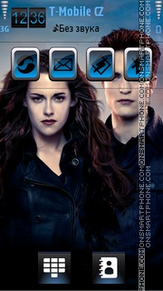 Twilight 13 tema screenshot