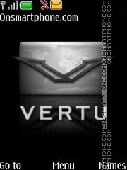 Vertu 01 theme screenshot