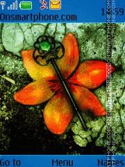 Spring Flower 03 es el tema de pantalla