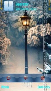 Winter2 theme screenshot