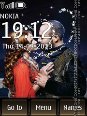 Love Sultan Suleiman and Hürrem tema screenshot