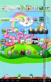 Spring 07 Theme-Screenshot