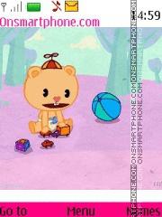 Happy Tree Friends 09 theme screenshot