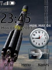 Rocket Theme-Screenshot