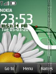 Element of spring es el tema de pantalla