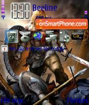 Leo Hao theme screenshot