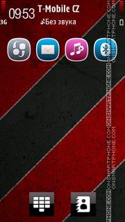 RedGrey 1.0 es el tema de pantalla