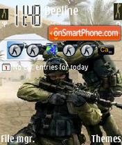 Скриншот темы CS