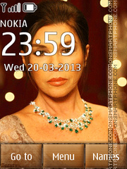 Nebahat Cehre / Valide Sultan theme screenshot