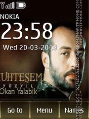Okan Yalabik / Ibrahim Pasha Pargali es el tema de pantalla
