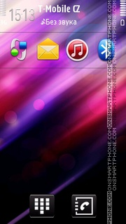llusion tema screenshot