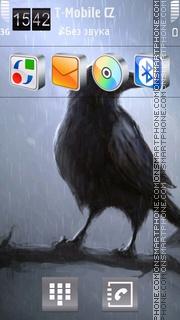 Raven 01 theme screenshot