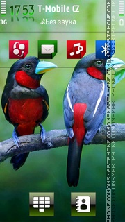 Pair v5 theme screenshot