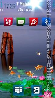 Joy of life tema screenshot