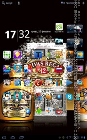 Chivas Regal 01 theme screenshot