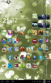 Valentine Heart 02 theme screenshot