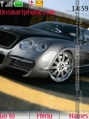 Bentley 15 theme screenshot