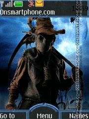 ScareCrow Movie theme screenshot