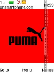 Puma 3264 theme screenshot