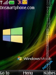 Windows Mobile 2013 es el tema de pantalla