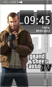 GTA IV 08 theme screenshot
